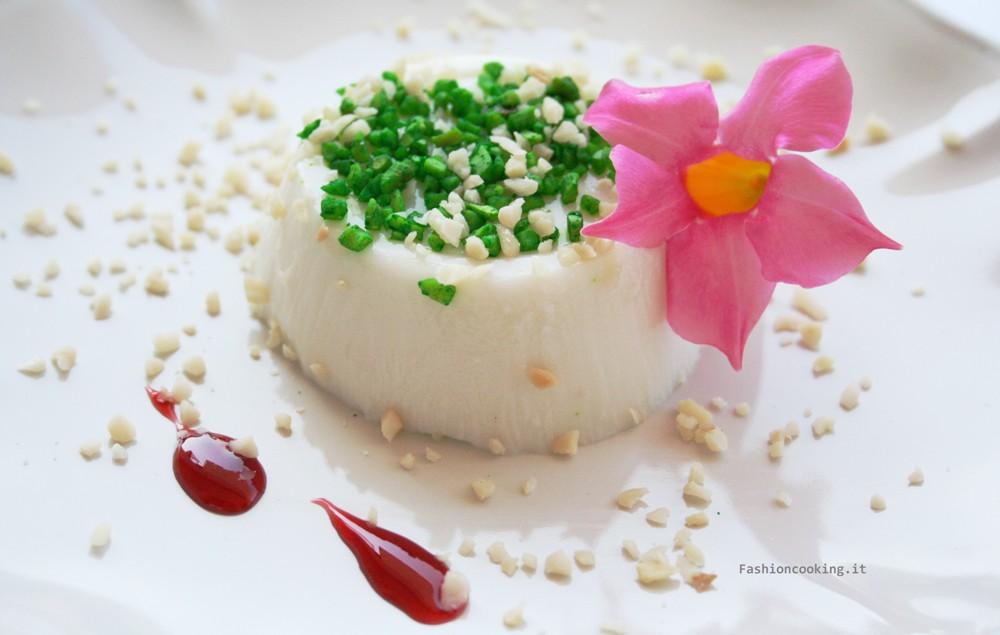 Favorito Bianco e dolci seduzioni. Budino al latte di mandorla siciliana  LO95